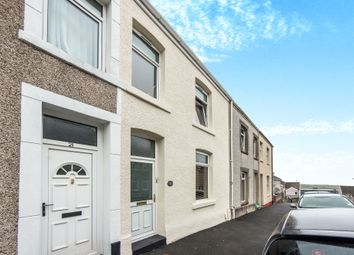 Thumbnail 3 bed terraced house for sale in Gelli Street, Port Tennant, Swansea