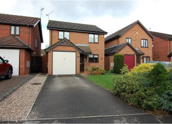 Thumbnail 3 bed detached house for sale in Patterdale Close, Gamston