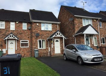 Thumbnail 2 bed semi-detached house to rent in Bryony Court, Leeds