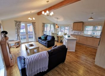 Thumbnail 2 bed lodge for sale in Borwick Lane, Carnforth