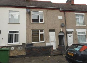 Thumbnail 2 bed terraced house for sale in Stanley Road, Nuneaton