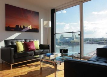 Thumbnail 2 bedroom property to rent in City Lofts, The Quays, Salford Quays, Salford, Greater Manchester