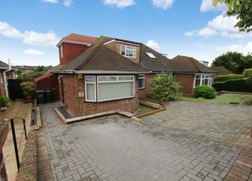 Thumbnail 4 bed semi-detached house for sale in Dobson Road, Gravesend
