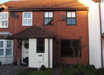 Thumbnail 3 bed terraced house for sale in Radford Close, Atherstone, Warwickshire
