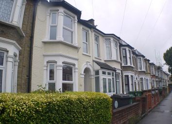 Thumbnail 4 bed terraced house to rent in Capworth Street, London, Greater London.