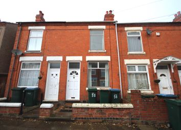 Thumbnail 2 bed terraced house for sale in Kirby Road, Coventry