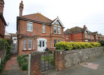 Thumbnail 2 bedroom flat to rent in Manor Road, Worthing