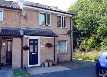 Thumbnail 1 bed maisonette for sale in Copperfields Way, Harold Wood, Romford