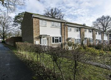 Thumbnail 3 bed end terrace house for sale in Melville Close, Lordswood, Southampton, Hampshire