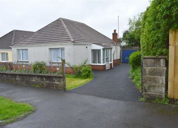 Thumbnail 3 bedroom detached bungalow for sale in Belvedere Close, Kitttle, Swansea