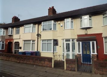 Thumbnail 3 bed terraced house for sale in Eastcliffe Road, Liverpool, Merseyside, England