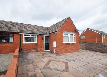 Thumbnail 2 bed semi-detached bungalow for sale in Jean Close, Burslem, Stoke-On-Trent