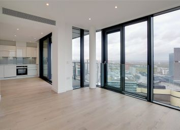 Thumbnail 2 bed flat to rent in Legacy Tower, 88 Great Eastern Road, Stratford, London