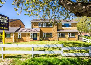 Thumbnail 5 bed detached house for sale in Coldharbour Road, Northfleet, Kent