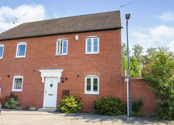 2 bed semi-detached house for sale in St. Peters Way, Bishopton, Stratford-Upon-Avon CV37