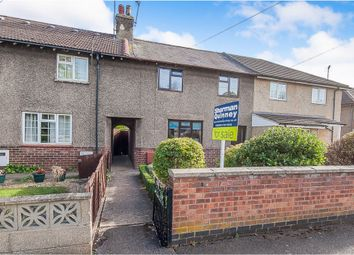 Thumbnail 3 bedroom terraced house for sale in Rutland Road, Stamford