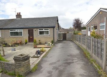 Thumbnail 2 bed semi-detached bungalow to rent in Hodder Street, Accrington