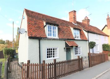 Thumbnail 2 bedroom property for sale in Crown Street, Dedham, Colchester, Essex