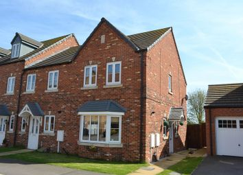 Thumbnail 3 bed terraced house to rent in Fusilier Way, Kirton Lindsey, Gainsborough