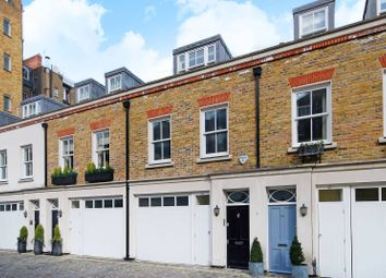 Thumbnail 4 bed property to rent in Conduit Mews, Hyde Park Estate, London W23Re