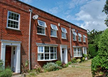 3 bed terraced house for sale in Paddock Gardens, Lymington SO41