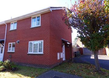 Thumbnail 1 bed terraced house for sale in Worle, Weston Super Mare, Somerset
