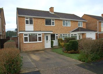 Thumbnail 4 bed semi-detached house to rent in Long Water Drive, Gosport