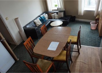 Thumbnail 6 bed terraced house to rent in Crookes, Sheffield