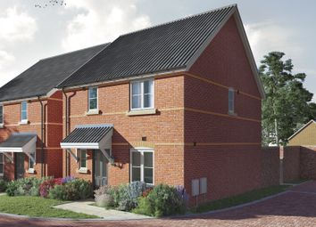 Thumbnail 3 bed detached house for sale in Cromwell Way, Royston