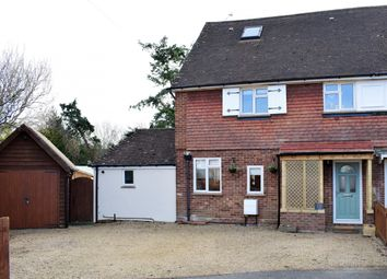 Thumbnail 4 bed semi-detached house for sale in Frythe Close, Cranbrook