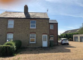 Thumbnail 3 bedroom semi-detached house to rent in Padgetts Road, Christchurch, Wisbech