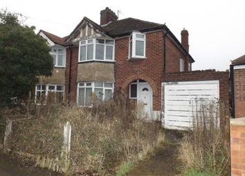 Thumbnail 3 bed semi-detached house for sale in The Hoo, Kempston, Bedford, Bedfordshire