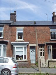 Thumbnail 2 bed terraced house to rent in Lynmouth Road, Sheffield