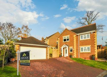 Thumbnail 4 bed detached house for sale in Mayfield Place, Mayfield, Ashbourne