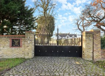 Thumbnail 4 bed barn conversion for sale in Abridge Road, Theydon Bois, Essex