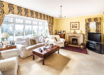 Thumbnail 4 bedroom detached house for sale in Gravelly Hill, Caterham, Surrey