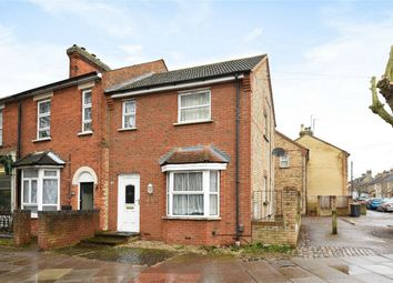 Thumbnail 2 bed terraced house for sale in Roff Avenue, Bedford