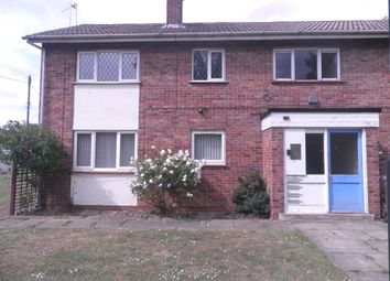 Thumbnail 1 bed flat to rent in Stapleton Road, Warmsworth, Doncaster