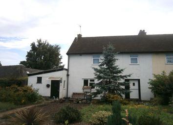 Thumbnail 3 bed semi-detached house for sale in Hemington Lane, Lockington, Derby