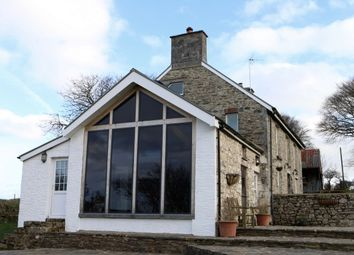 Thumbnail 4 bed country house for sale in Blaencelyn, Llangrannog