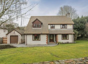 Thumbnail 4 bed detached house for sale in Bodmin, Cornwall, .