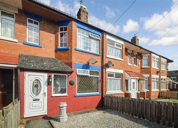Thumbnail 3 bed terraced house for sale in Astoria Crescent, Shaftsbury Avenue, Hull