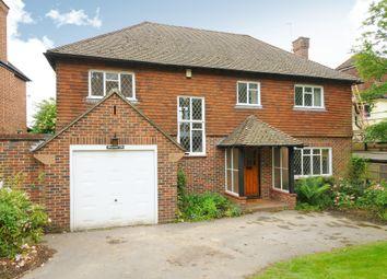 Thumbnail 4 bed property to rent in Brittains Lane, Sevenoaks, Kent