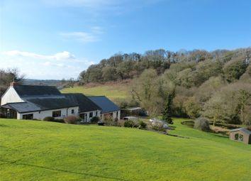 Thumbnail Farm for sale in Rhiw Farm, Login, Whitland, Sir Gaerfyrddin