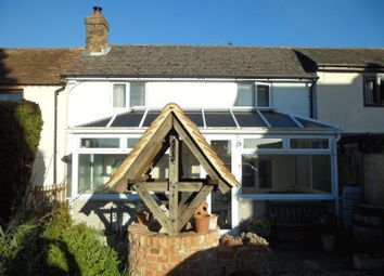 Thumbnail 2 bed terraced house to rent in Wakeford Court, Silchester Road, Pamber Heath, Tadley
