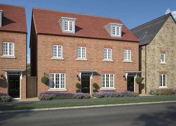 "Thumbnail 3 bedroom semi-detached house for sale in ""Kennett"" at Richmond Road, Bicester"