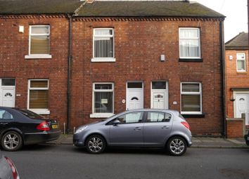 Thumbnail 2 bed terraced house to rent in Langley Street, Basford, Stoke On Trent