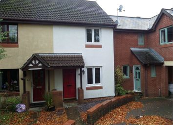 Thumbnail 2 bed terraced house to rent in River View, Chepstow, Monmouthshire