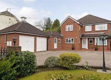 Thumbnail 4 bed detached house to rent in Beechnut Lane, Solihull