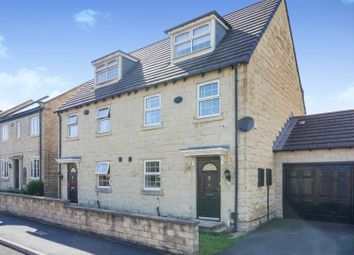 Thumbnail 3 bed semi-detached house for sale in Robin Hood Road, Huddersfield